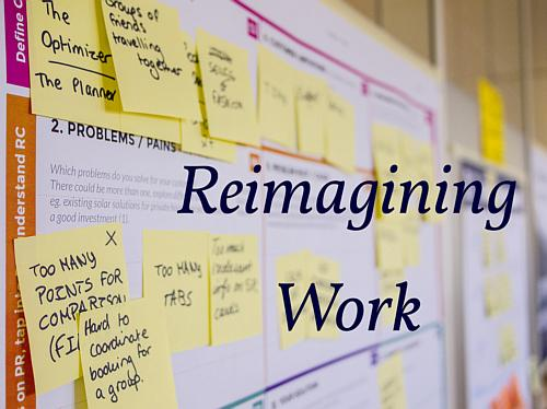 Reimagining the future of Work