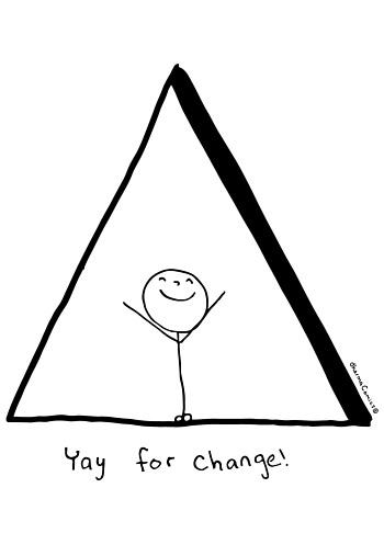 Yay  For Change - Dharma Comics